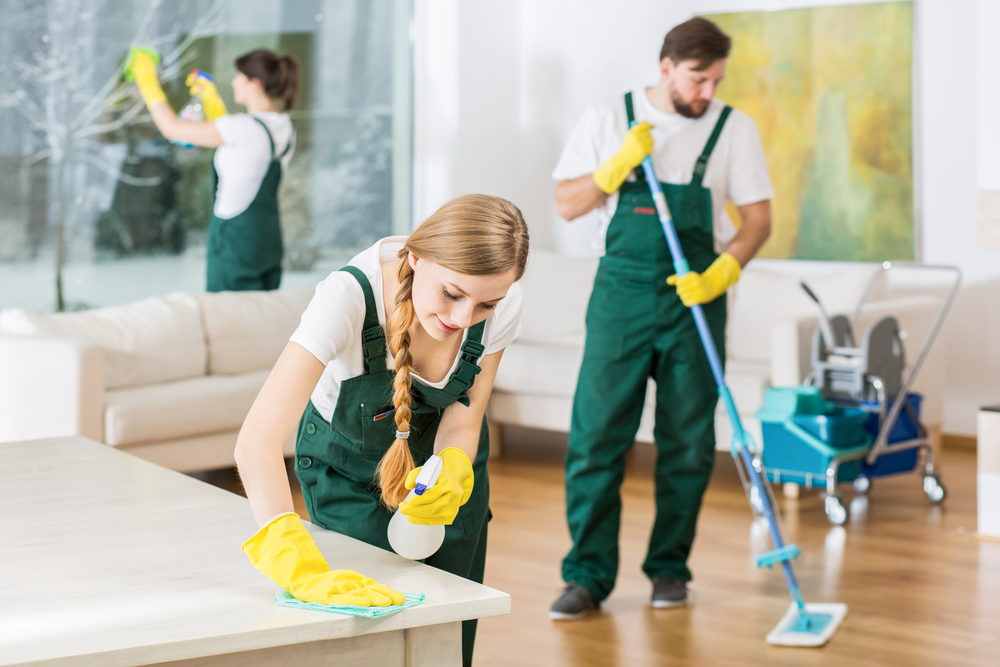 Commercial Cleaning Vs Domestic Cleaning