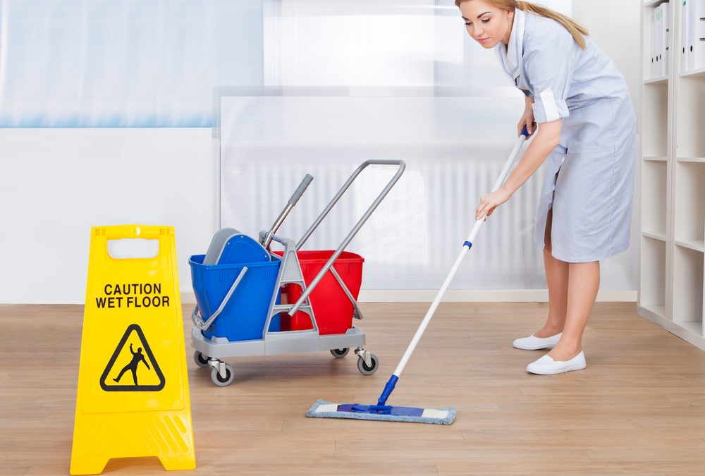 The Difference Between Cleaners, Disinfectants and Sanitizers