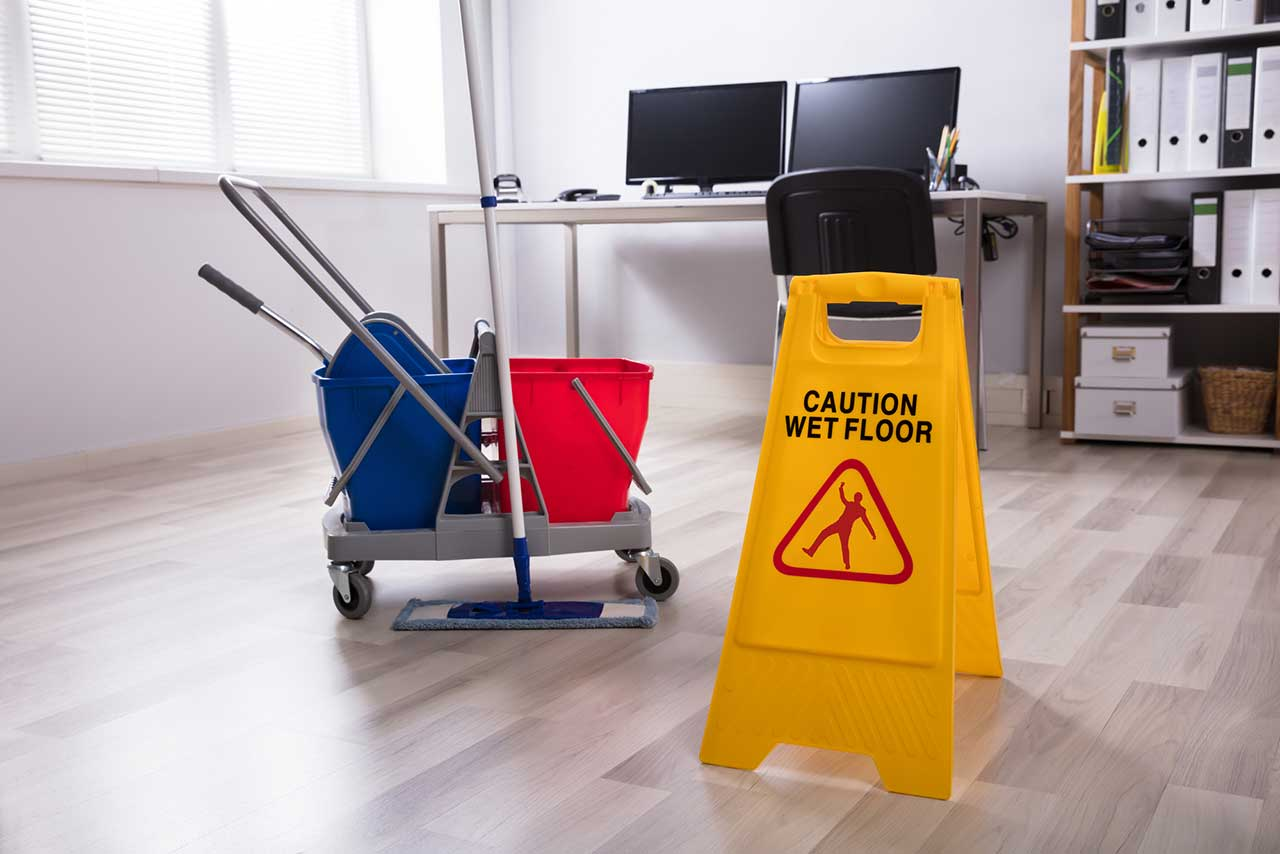 Janitorial Service - Amazing Maids
